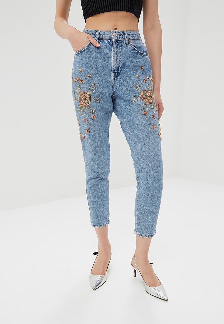 Зауженные джинсы Topshop (Топ Шоп) 02M21NMDT