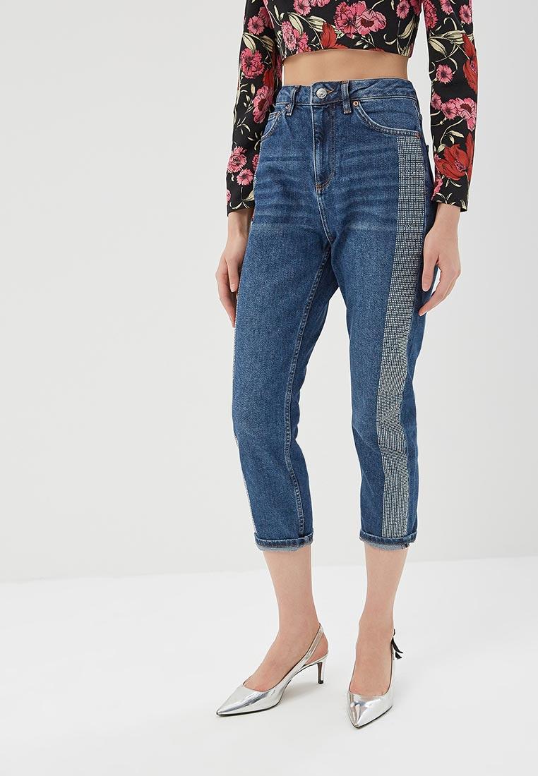 Зауженные джинсы Topshop (Топ Шоп) 02M25MMDT