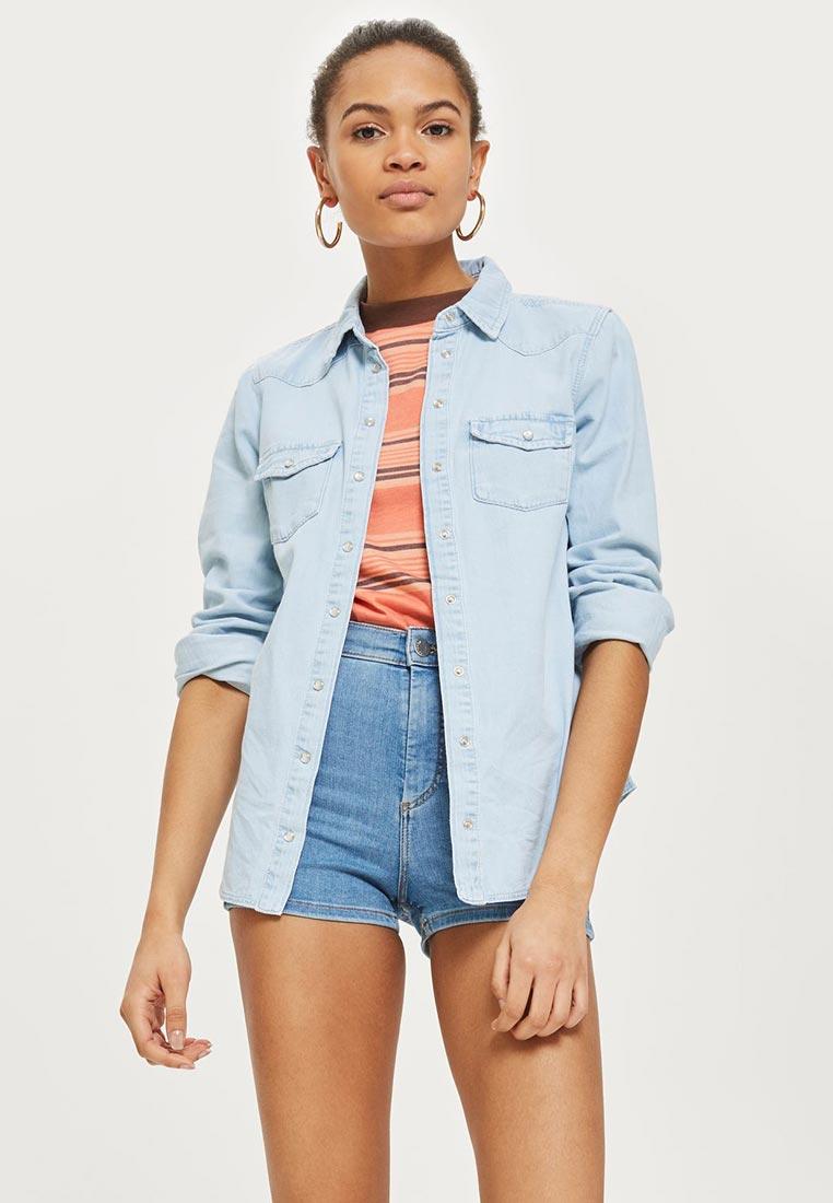 Женские рубашки с длинным рукавом Topshop (Топ Шоп) 05H99NBLC