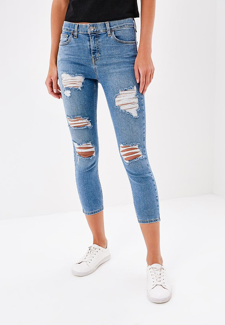 Зауженные джинсы Topshop (Топ Шоп) 26A37NMDT