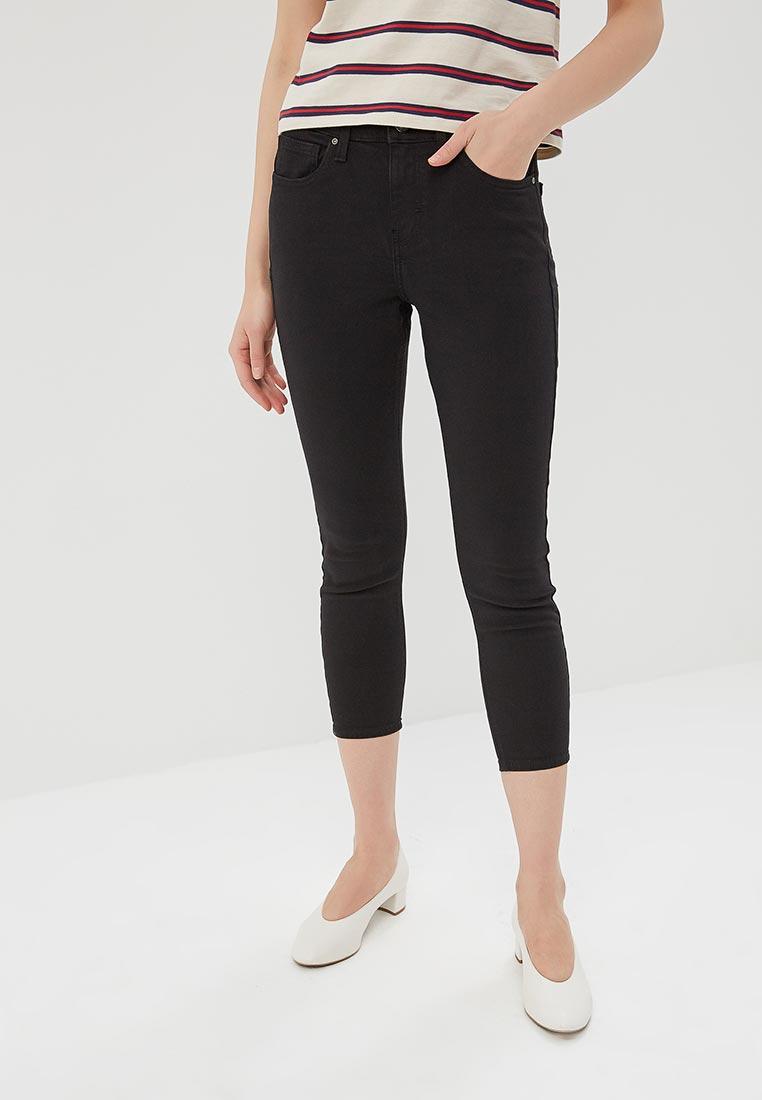 Зауженные джинсы Topshop (Топ Шоп) 26A54MBLK
