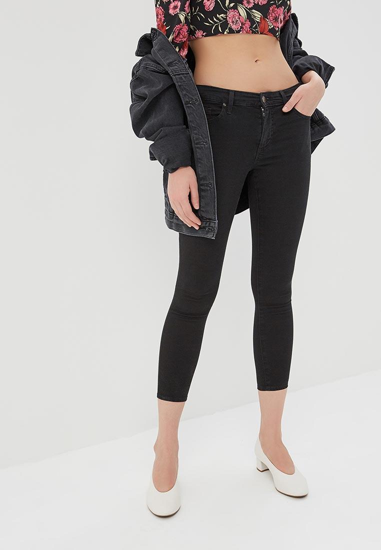 Зауженные джинсы Topshop (Топ Шоп) 26I53LBLK