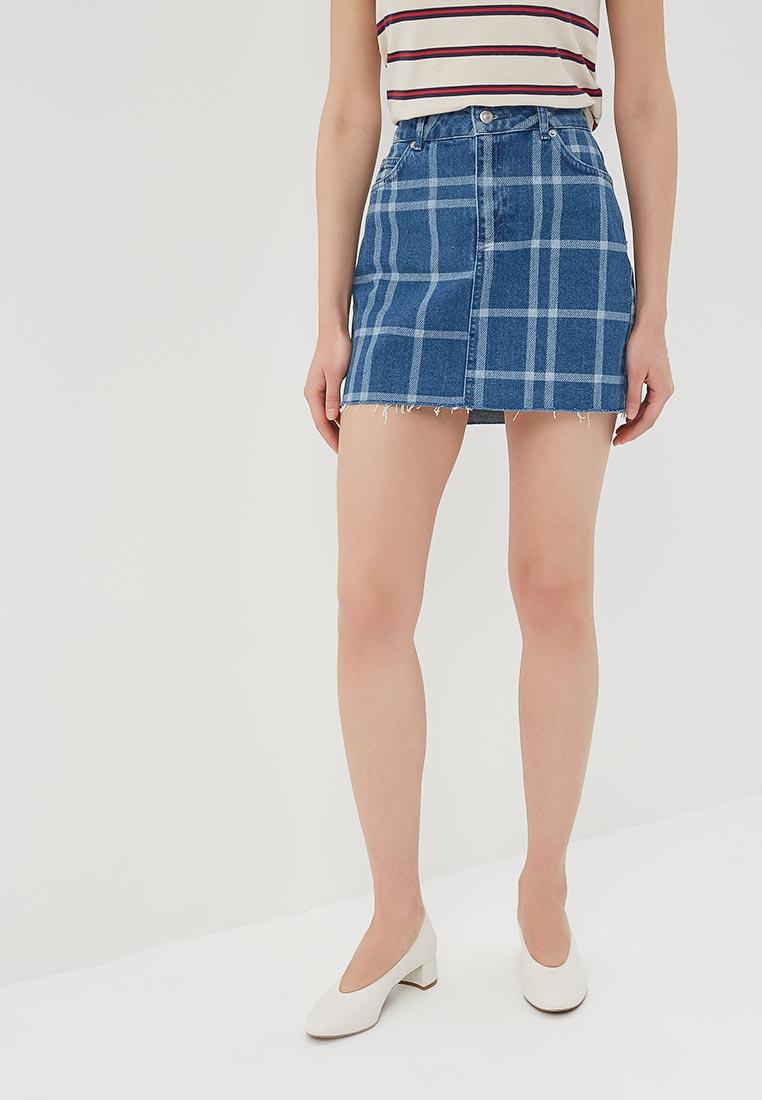 Прямая юбка Topshop (Топ Шоп) 05R27NMDT