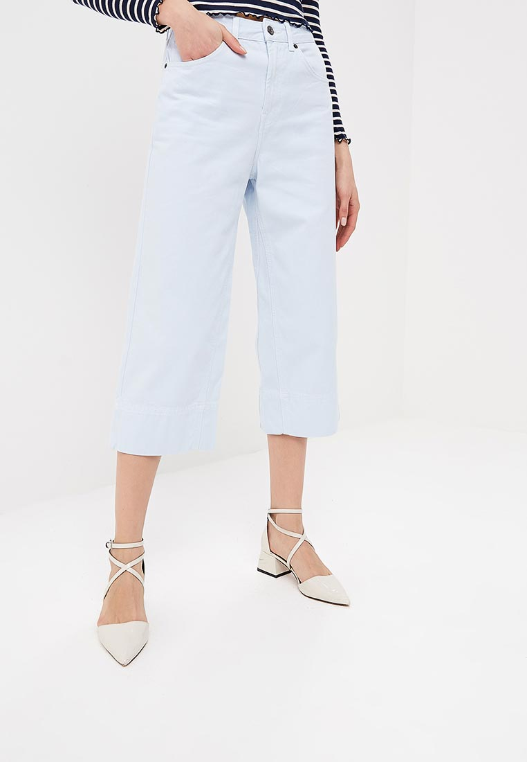 Широкие и расклешенные джинсы Topshop (Топ Шоп) 02C02MPBL