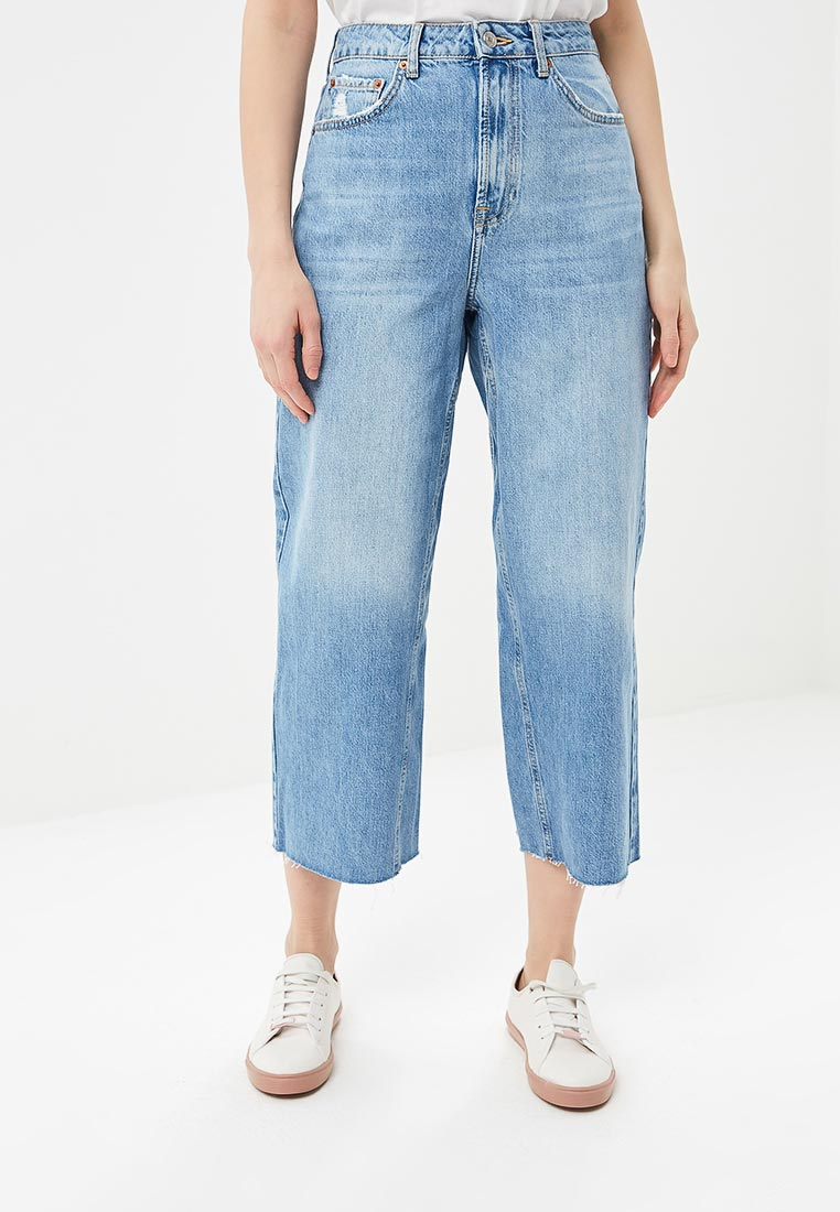 Широкие и расклешенные джинсы Topshop (Топ Шоп) 02C02NMDT