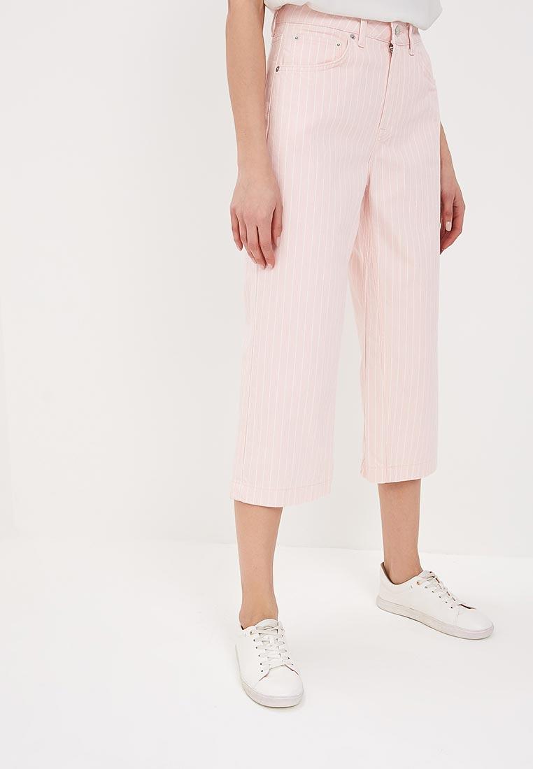 Женские широкие и расклешенные брюки Topshop (Топ Шоп) 02C03MPNK