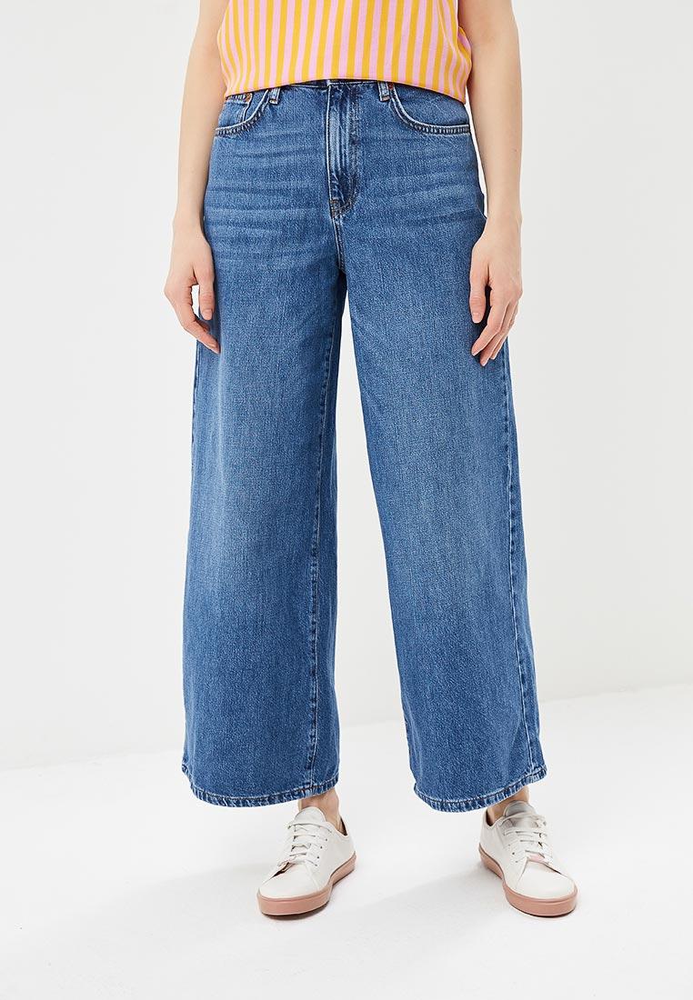 Широкие и расклешенные джинсы Topshop (Топ Шоп) 02C09MMDT