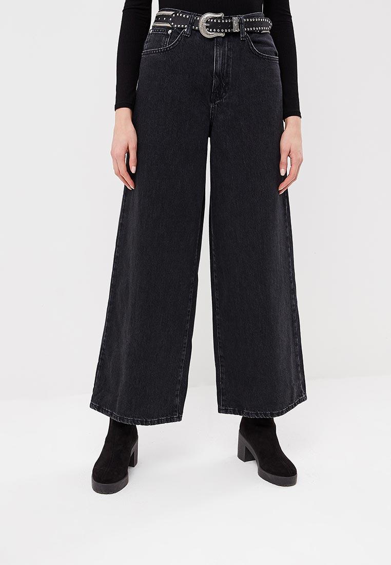 Широкие и расклешенные джинсы Topshop (Топ Шоп) 02C12NWBK