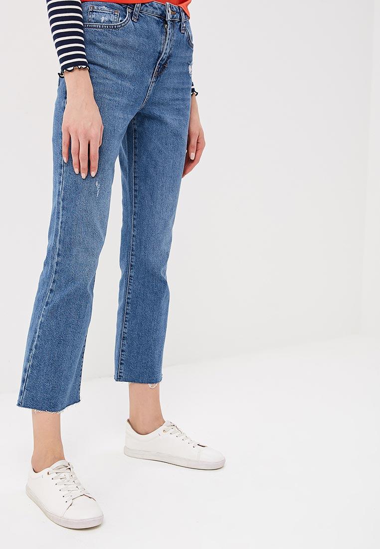 Широкие и расклешенные джинсы Topshop (Топ Шоп) 02F03MMDT