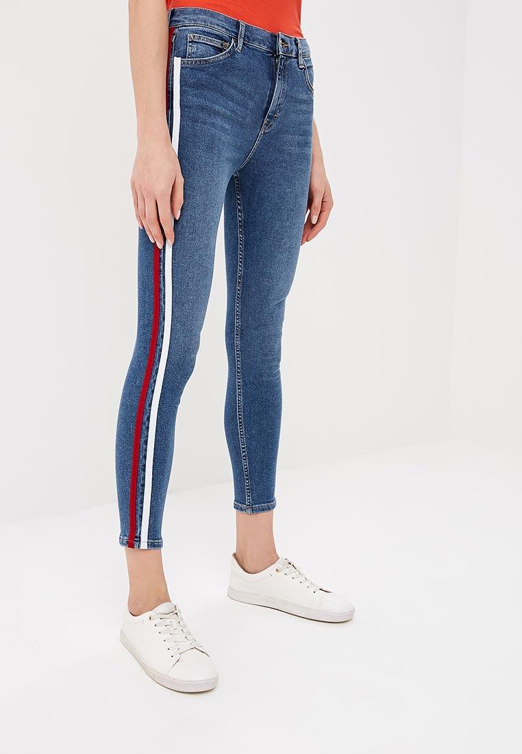 Зауженные джинсы Topshop (Топ Шоп) 02K06MMDT