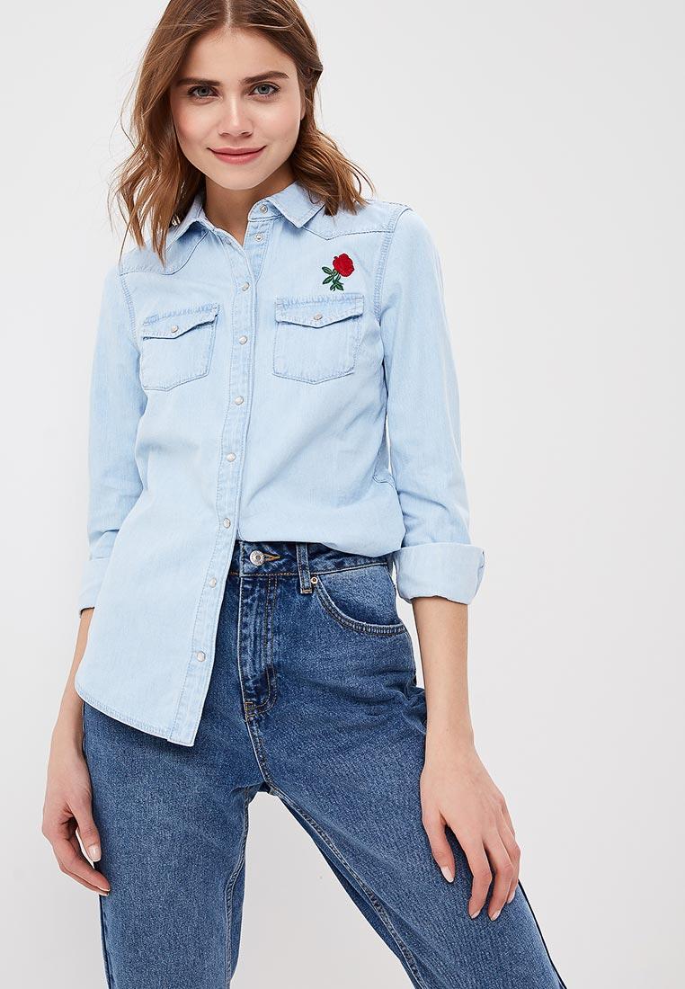 Женские рубашки с длинным рукавом Topshop (Топ Шоп) 05H13NBLC