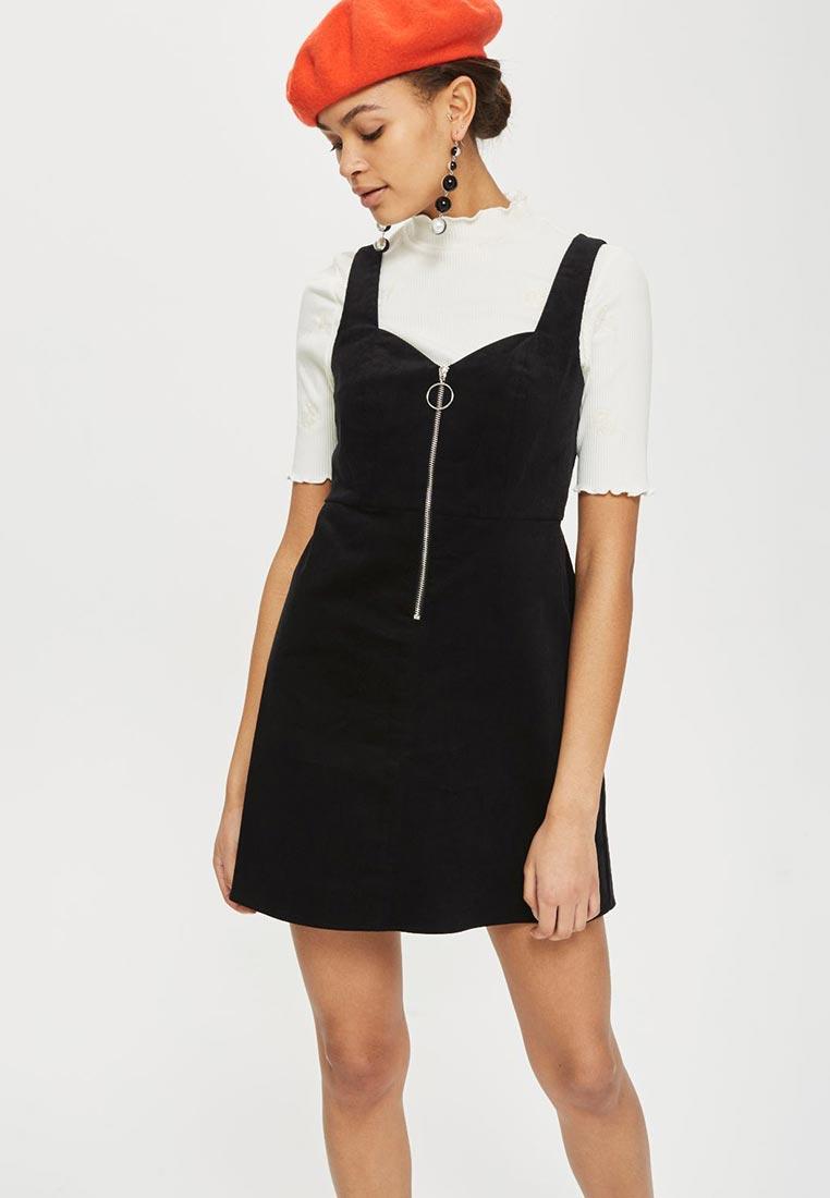 Платье Topshop (Топ Шоп) 10C37MBLK