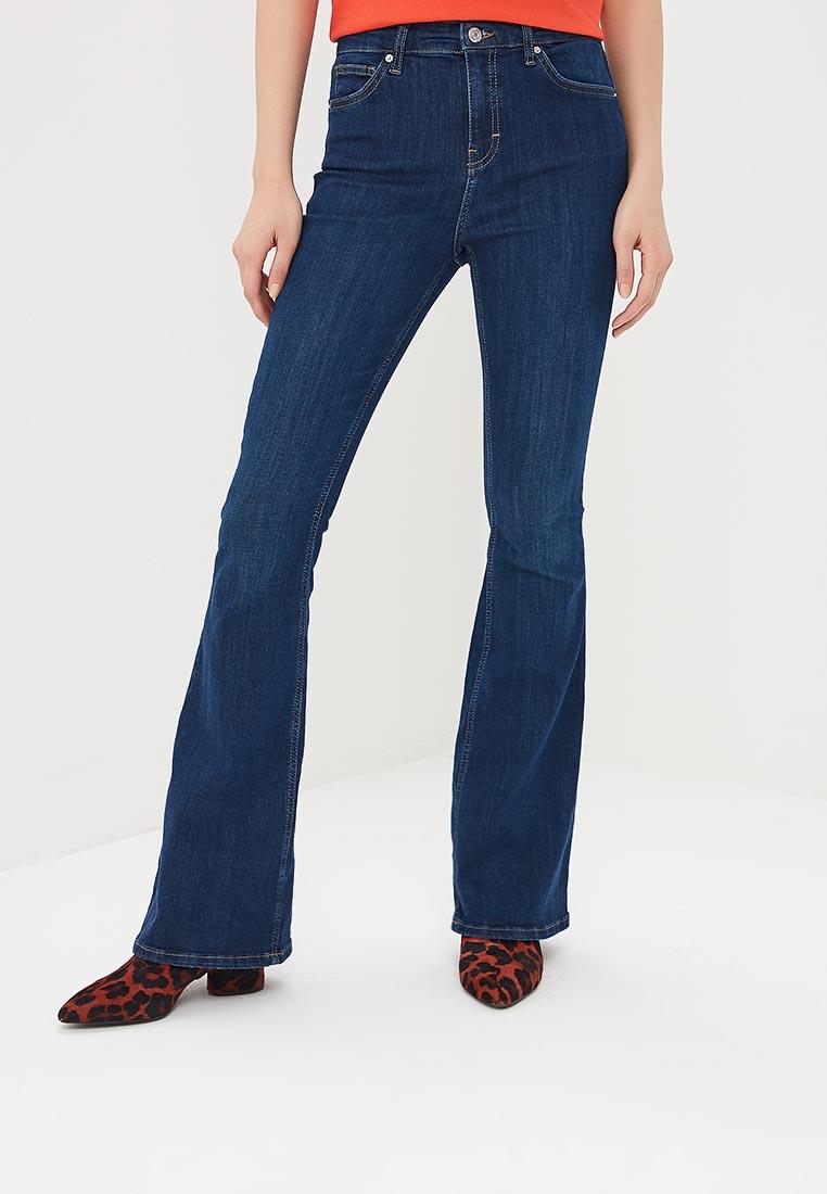 Широкие и расклешенные джинсы Topshop (Топ Шоп) 02F02NIND