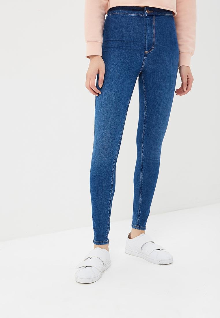 Зауженные джинсы Topshop (Топ Шоп) 02J14NBLE