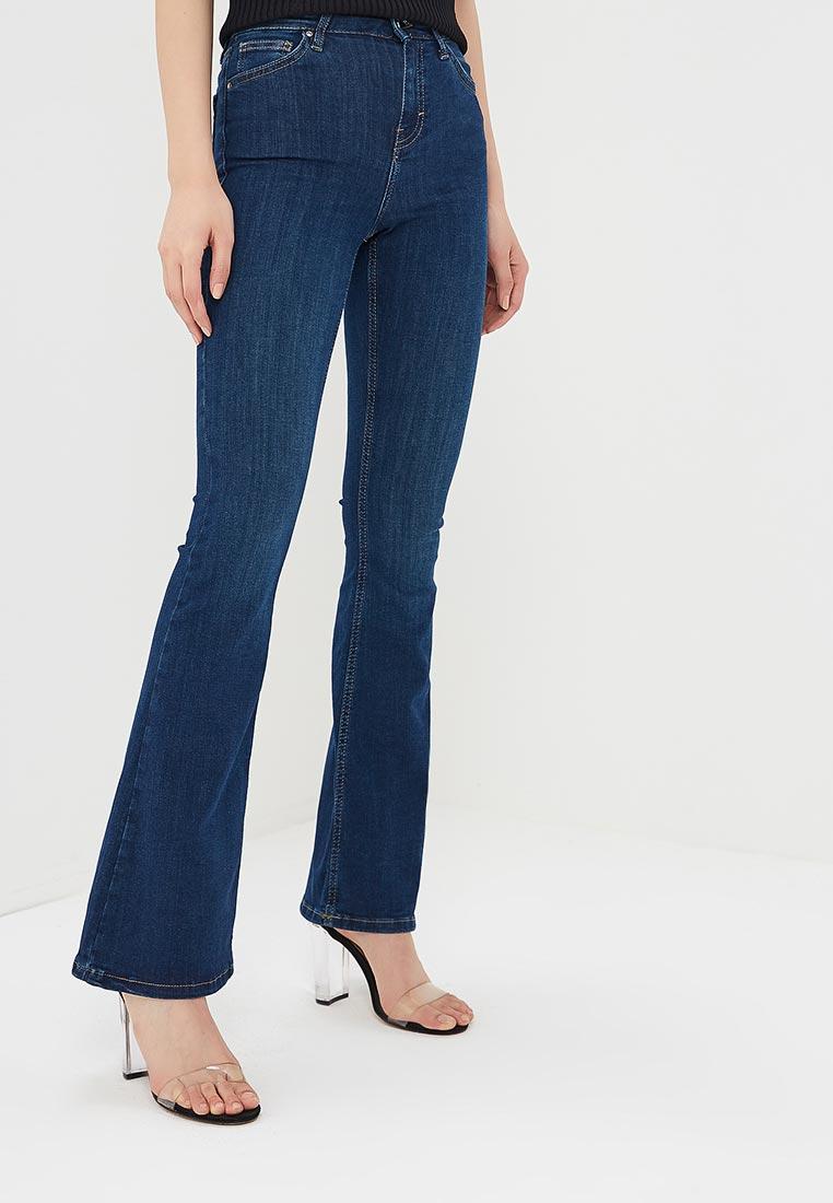 Широкие и расклешенные джинсы Topshop (Топ Шоп) 02Y19MIND