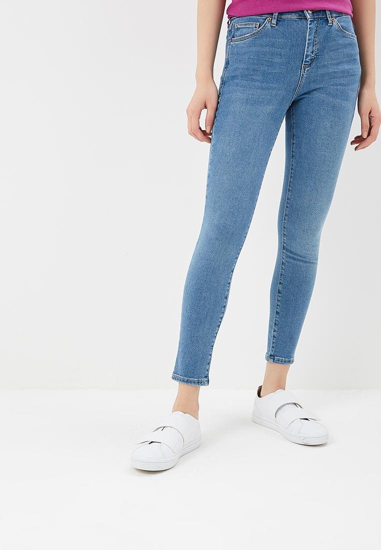 Зауженные джинсы Topshop (Топ Шоп) 02Z01NBLG
