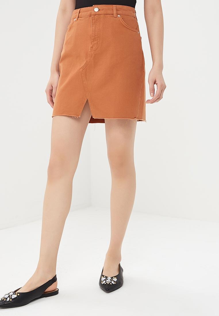 Прямая юбка Topshop (Топ Шоп) 05R30NRST
