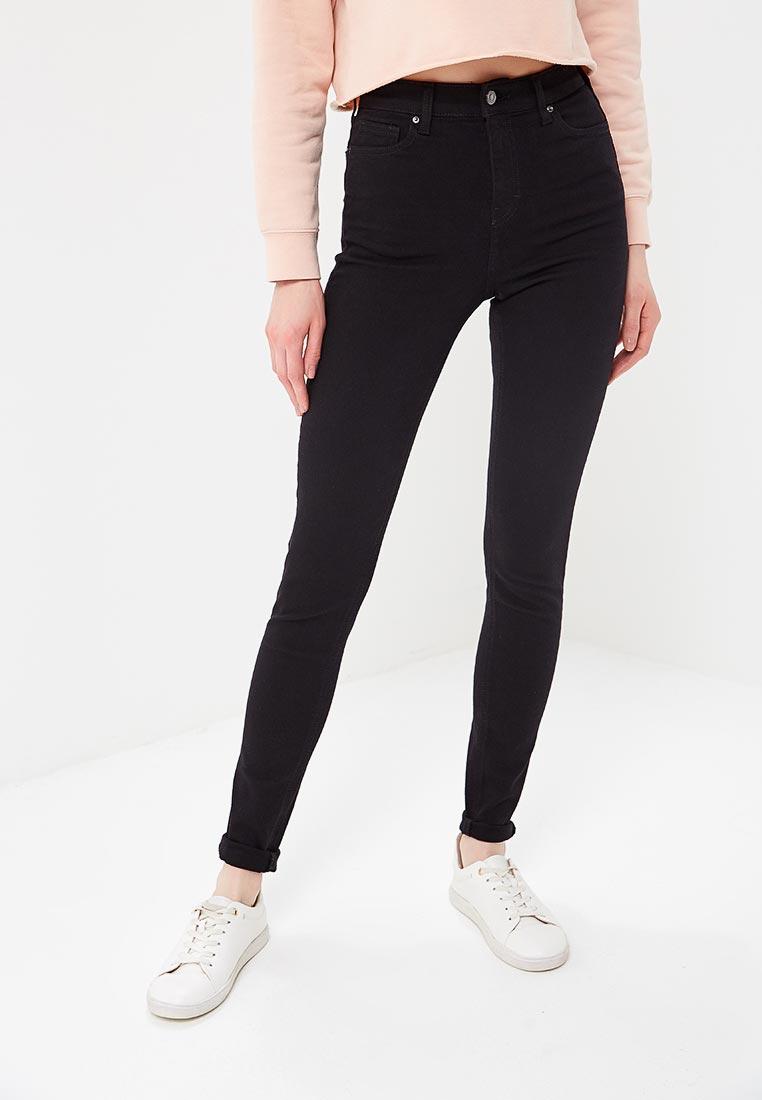 Зауженные джинсы Topshop (Топ Шоп) 30A29NBLK