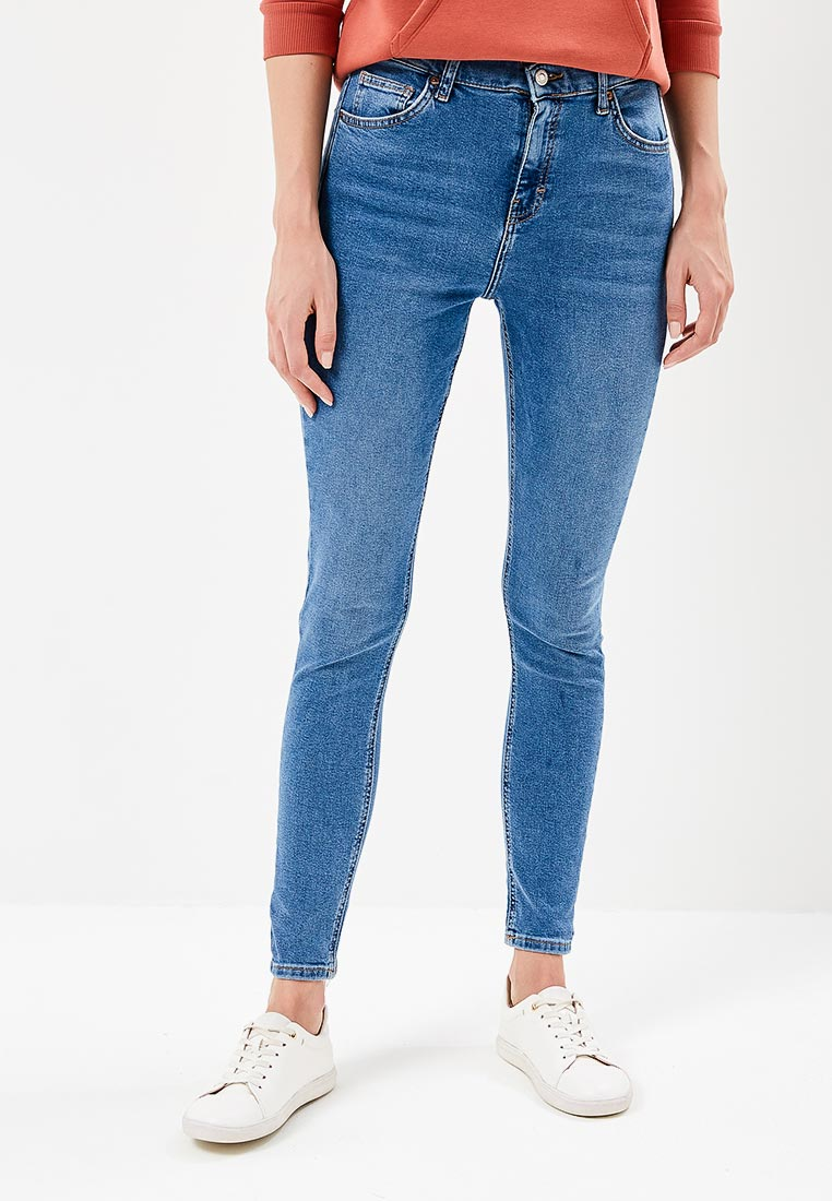 Зауженные джинсы Topshop (Топ Шоп) 02K21NMDT