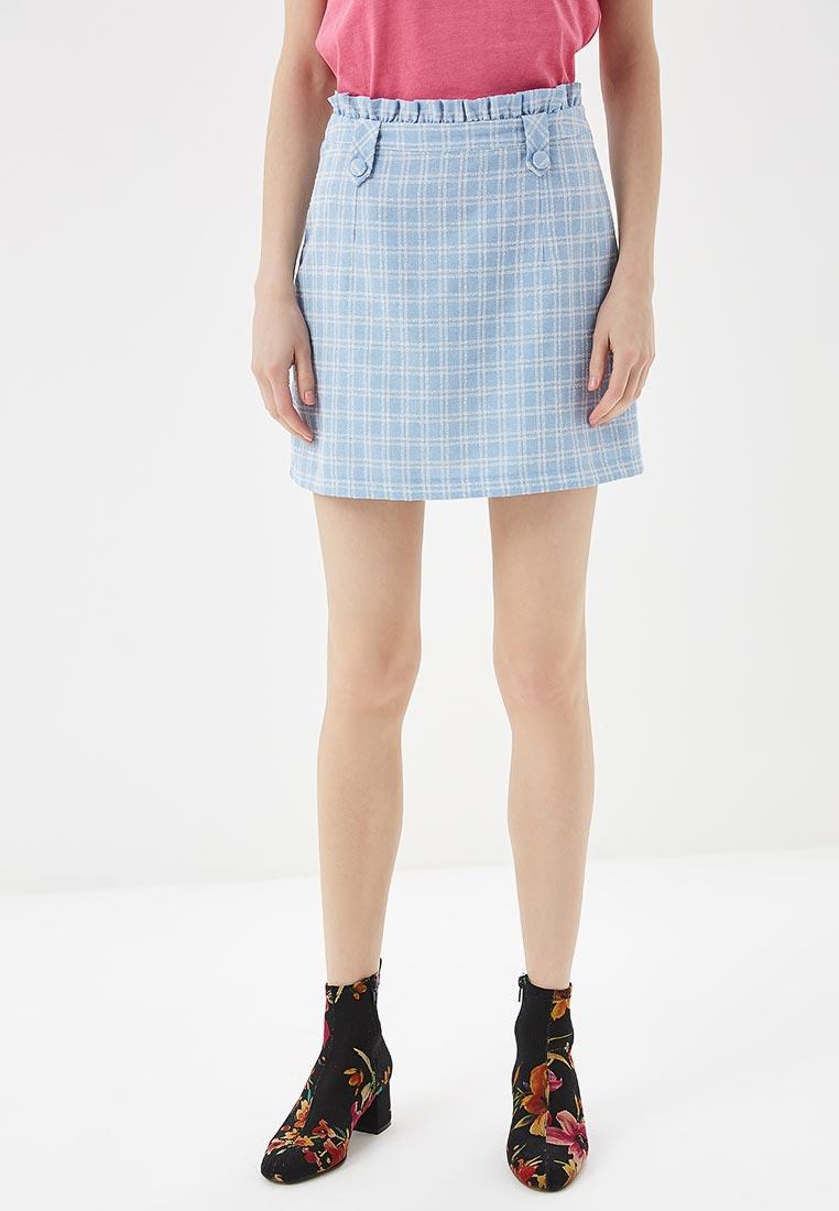 Прямая юбка Topshop (Топшоп) 27M29NBLU