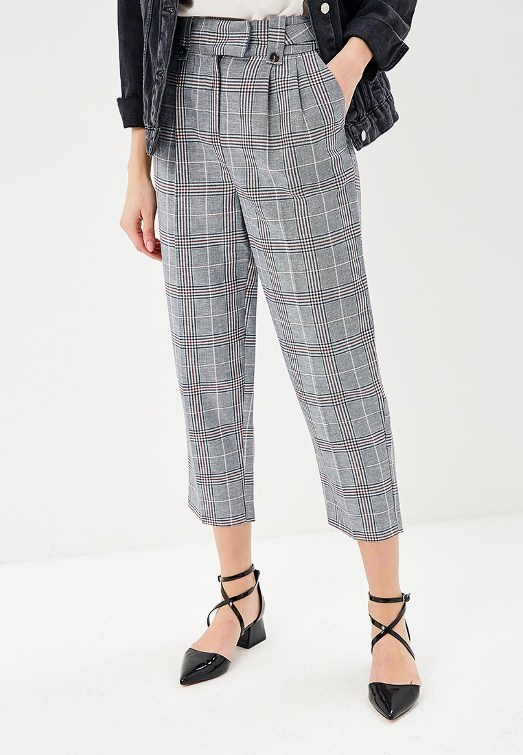 Женские классические брюки Topshop (Топ Шоп) 36D07NMUL