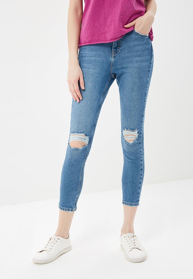 Зауженные джинсы Topshop (Топ Шоп) 02K12NMDT