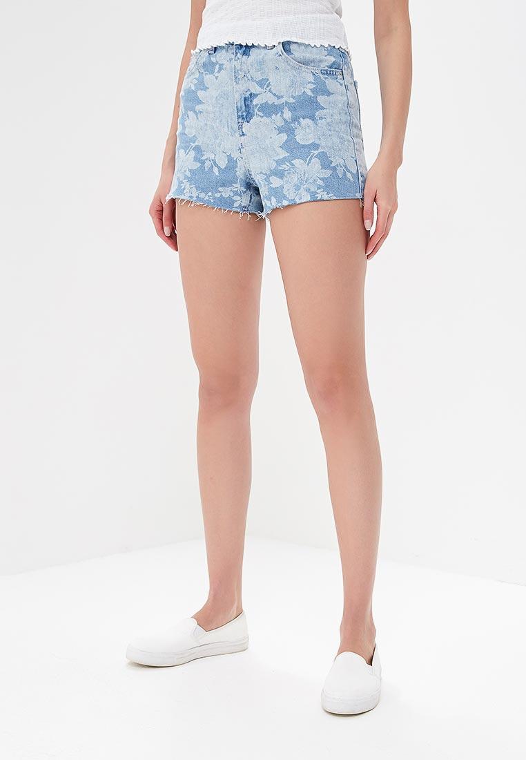 Женские джинсовые шорты Topshop (Топ Шоп) 05F03NMDT