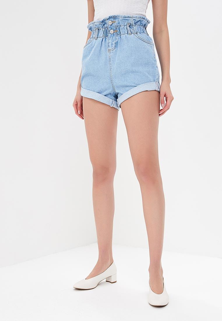 Женские джинсовые шорты Topshop (Топ Шоп) 05F06NMDT