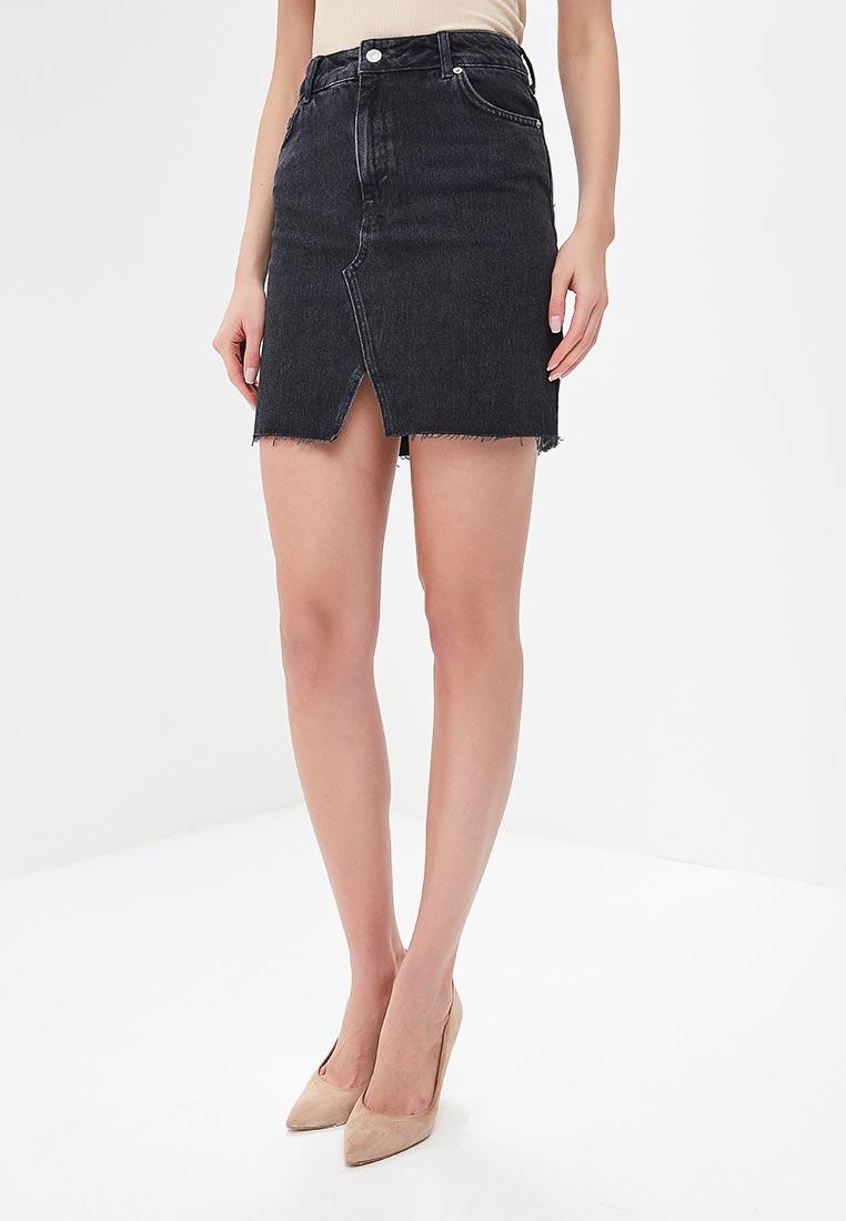 Прямая юбка Topshop (Топ Шоп) 05R45NWBK