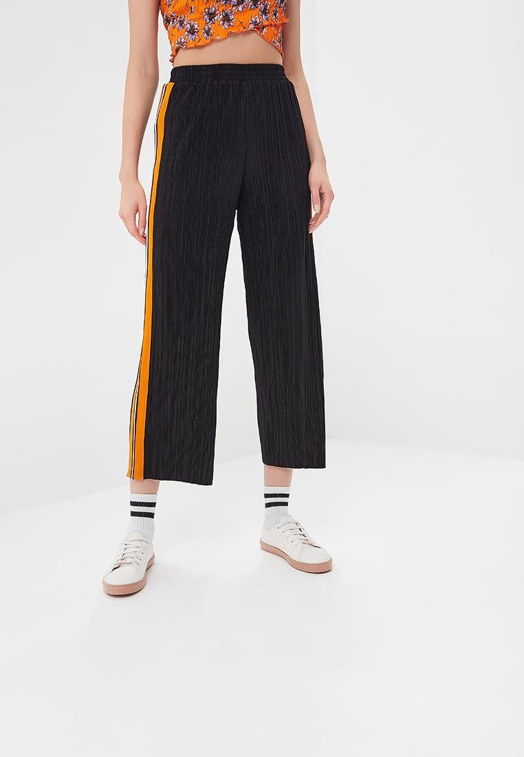Женские широкие и расклешенные брюки Topshop (Топ Шоп) 16M04NBLK