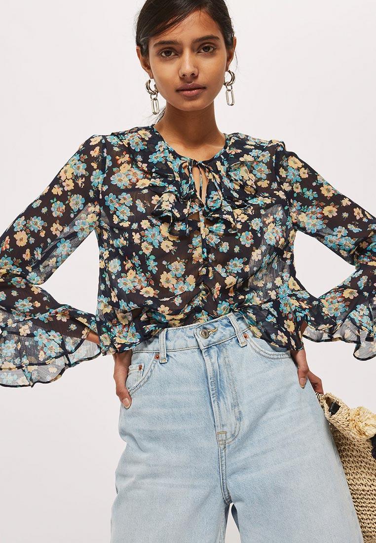 Блуза Topshop (Топ Шоп) 13G24NMUL