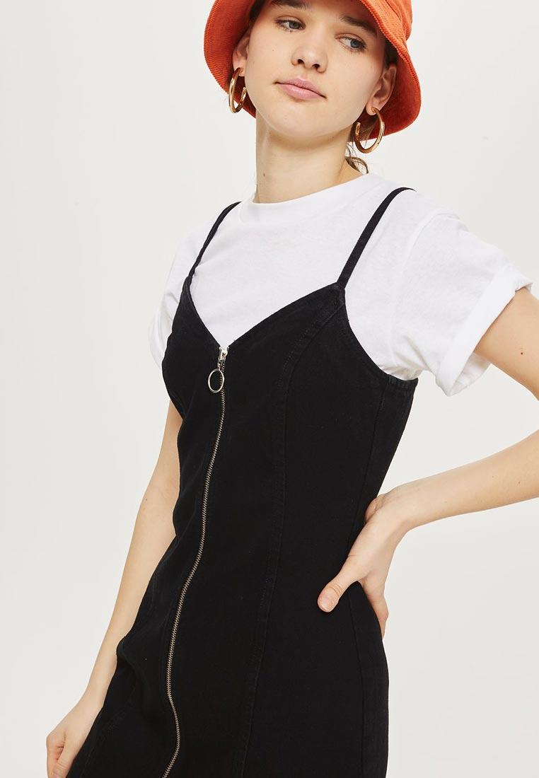 Платье Topshop (Топ Шоп) 05G18NBLK