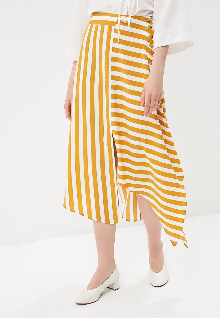 Широкая юбка Topshop (Топ Шоп) 27B02NMUS