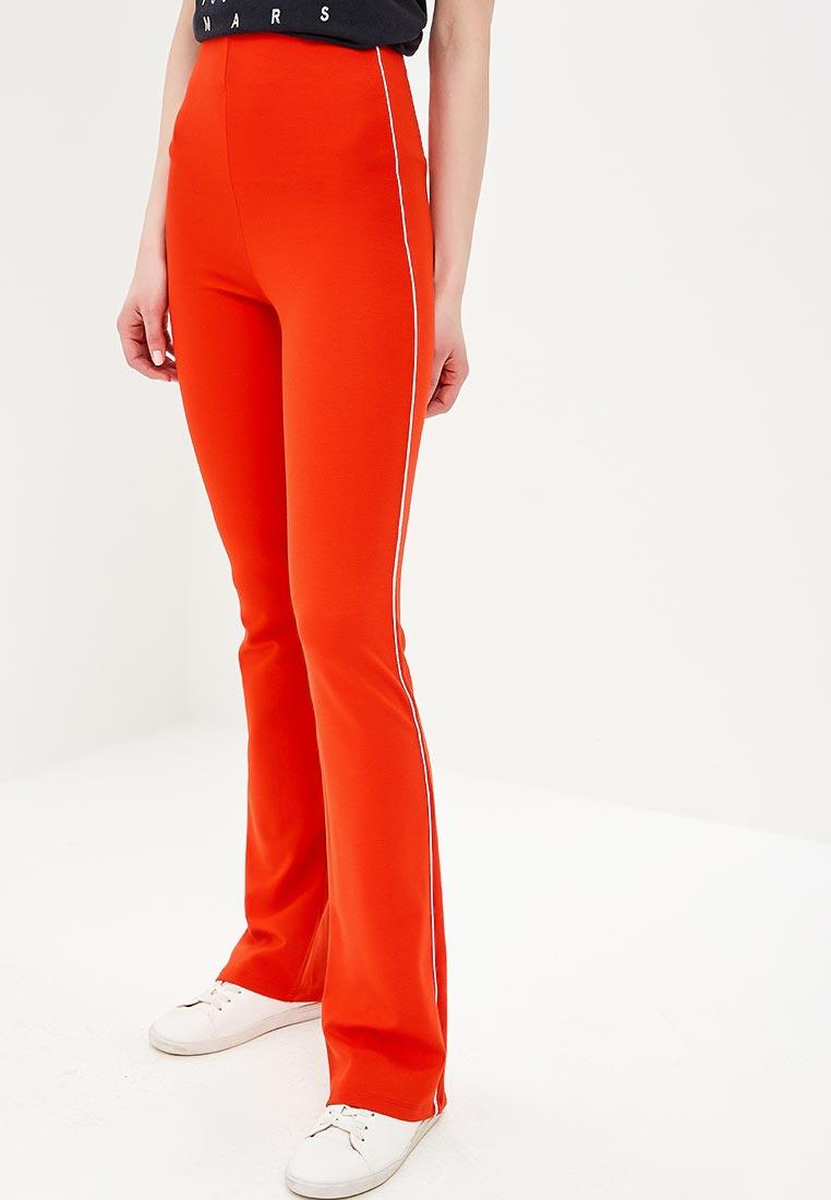 Женские широкие и расклешенные брюки Topshop (Топ Шоп) 16F08NRED