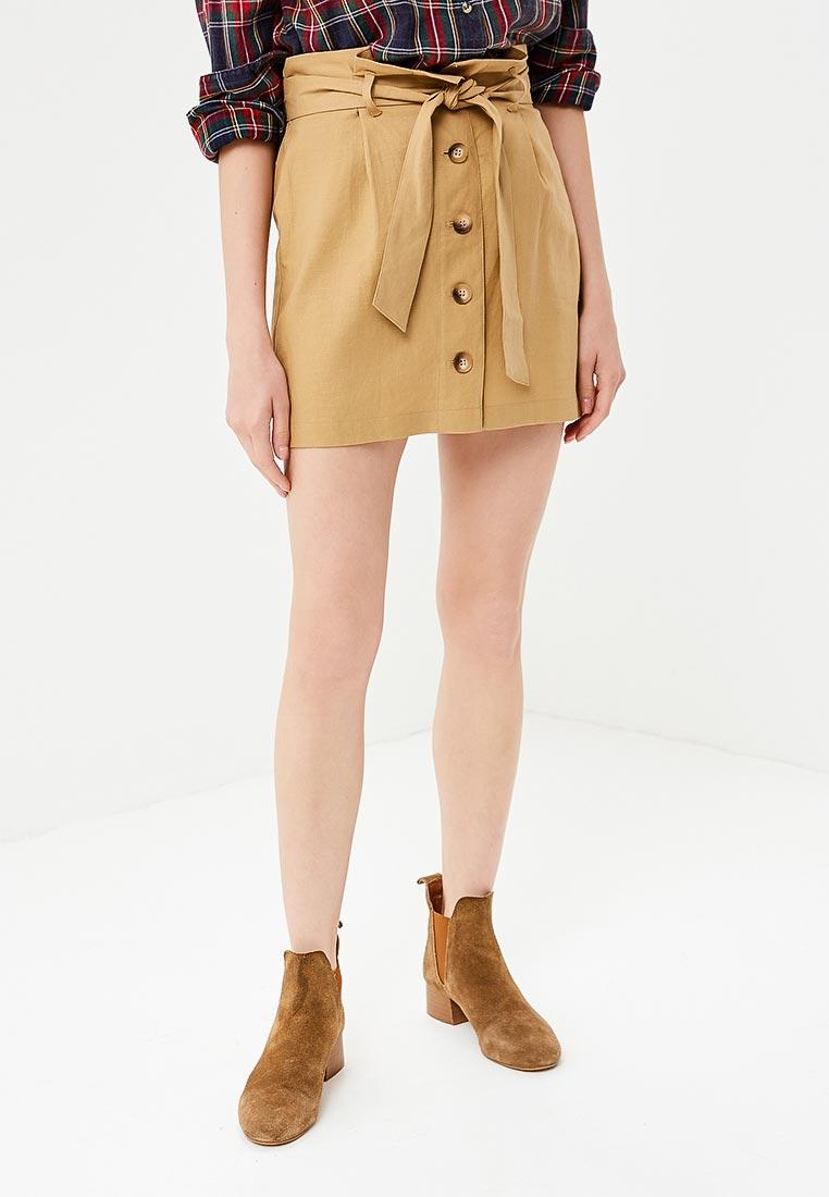 Прямая юбка Topshop (Топшоп) 27E13NCAM