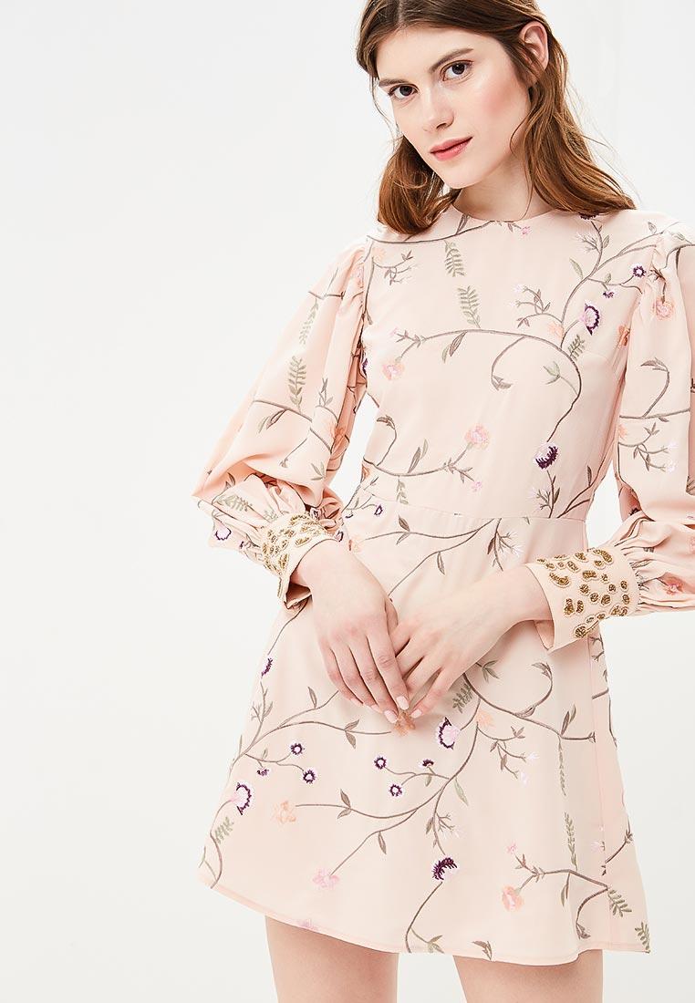 Платье-мини Topshop (Топ Шоп) 10K26MROS