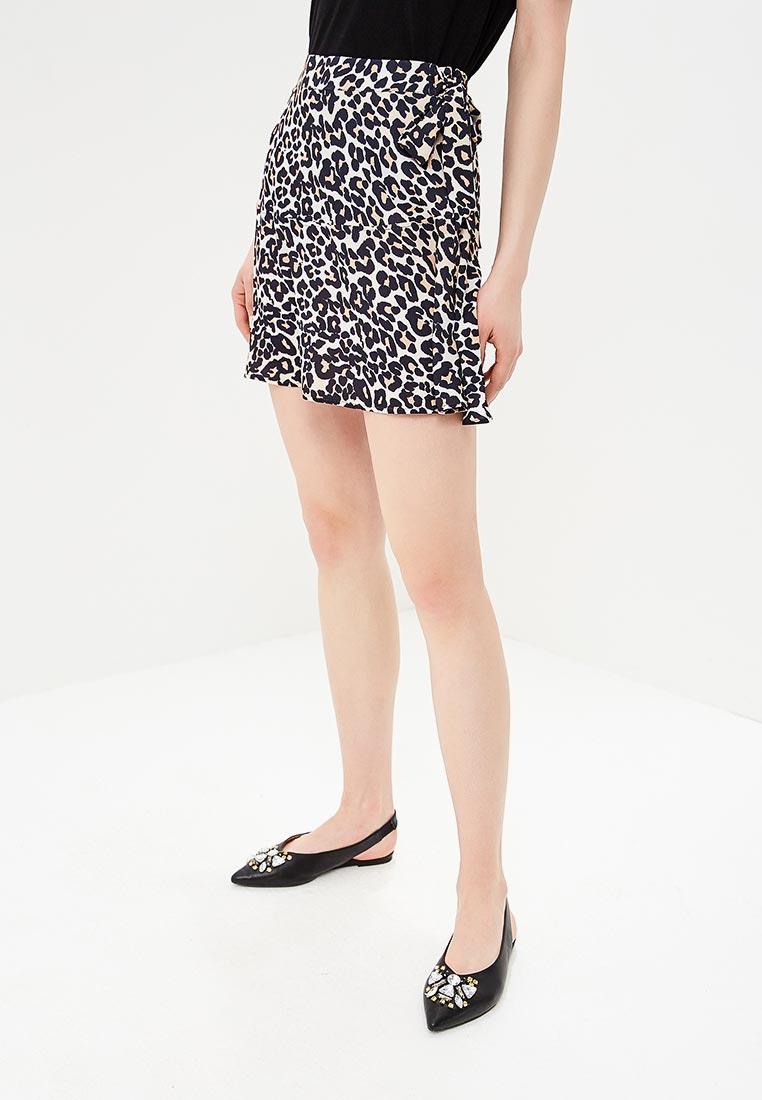 Широкая юбка Topshop (Топ Шоп) 27M34NBRN