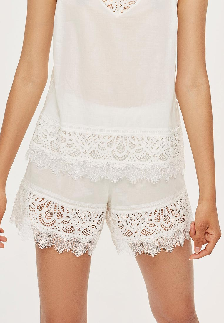 Женские домашние брюки Topshop (Топ Шоп) 01X04NIVR