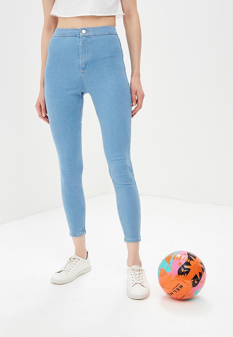 Зауженные джинсы Topshop (Топ Шоп) 02J01NBLC
