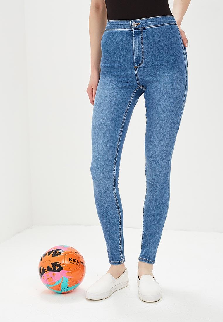 Зауженные джинсы Topshop (Топ Шоп) 02J34NMDT