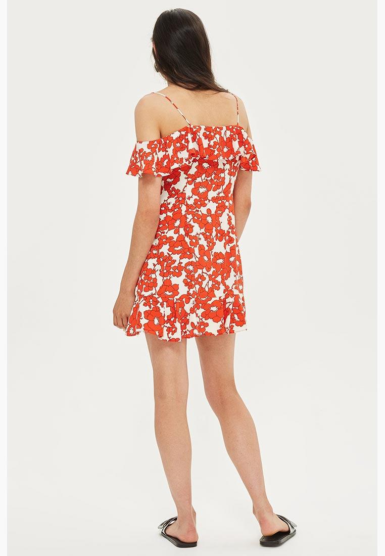 Платье Topshop (Топ Шоп) 10G15NRED: изображение 2