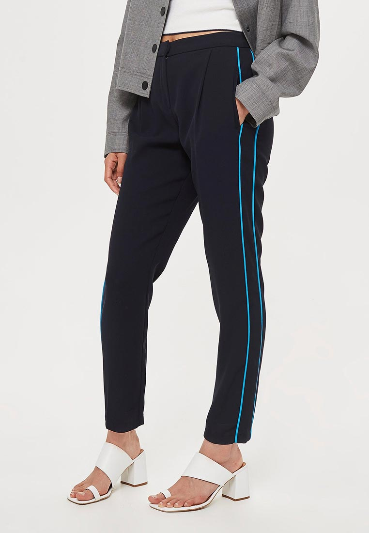 Женские зауженные брюки Topshop (Топ Шоп) 36D02NNAV