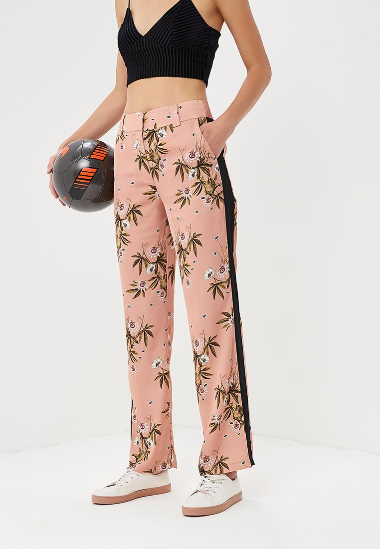 Женские прямые брюки Topshop (Топ Шоп) 36W04NBLS