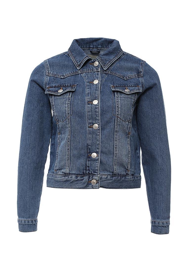 Джинсовая куртка Topshop (Топ Шоп) 05J21JMDT