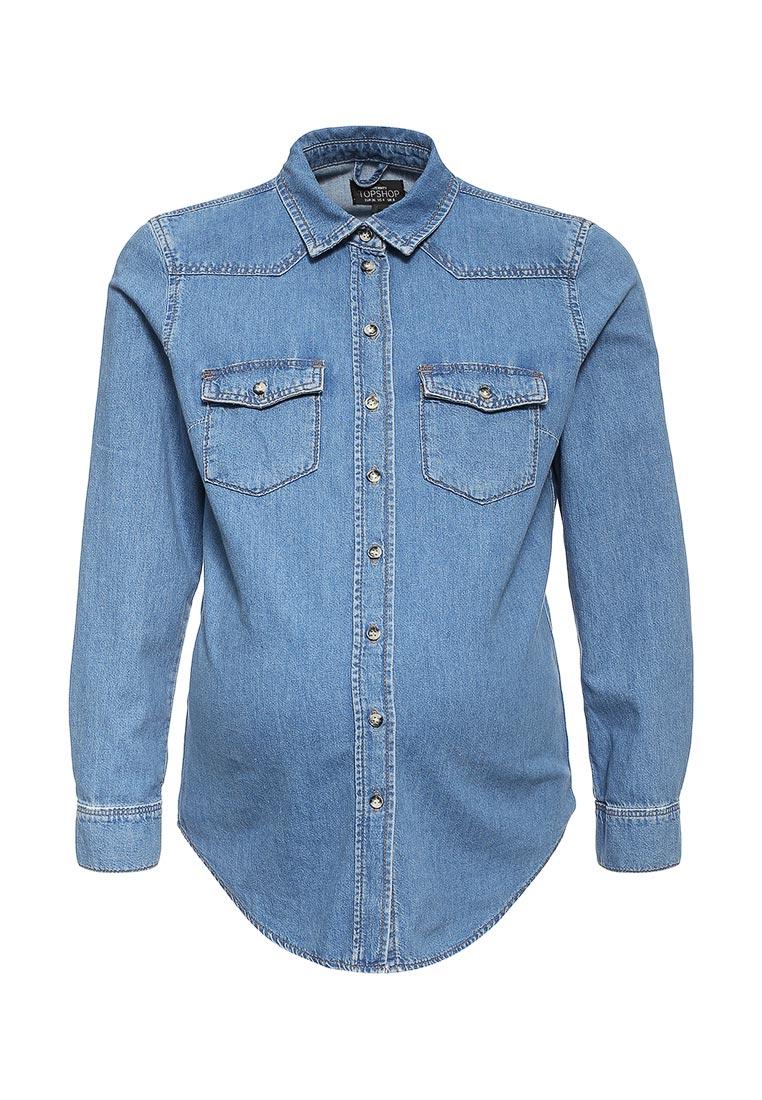 Женские джинсовые рубашки Topshop Maternity 44B14JBLE
