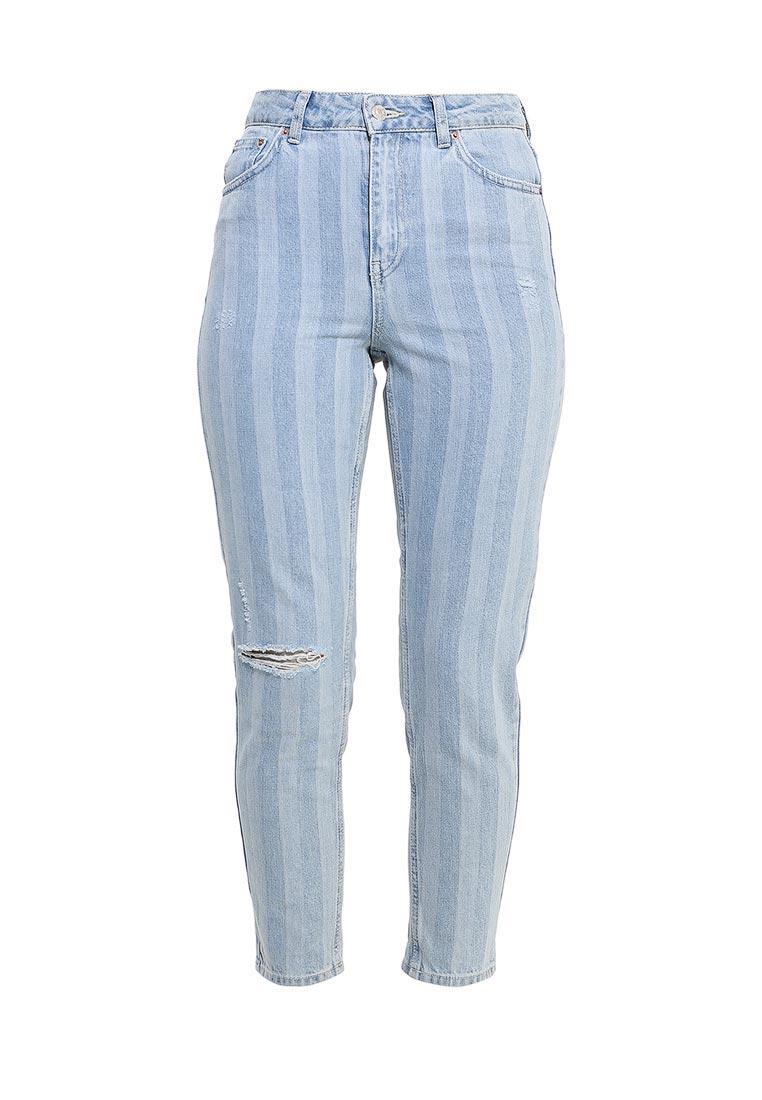 Зауженные джинсы Topshop (Топ Шоп) 02M01JBLE