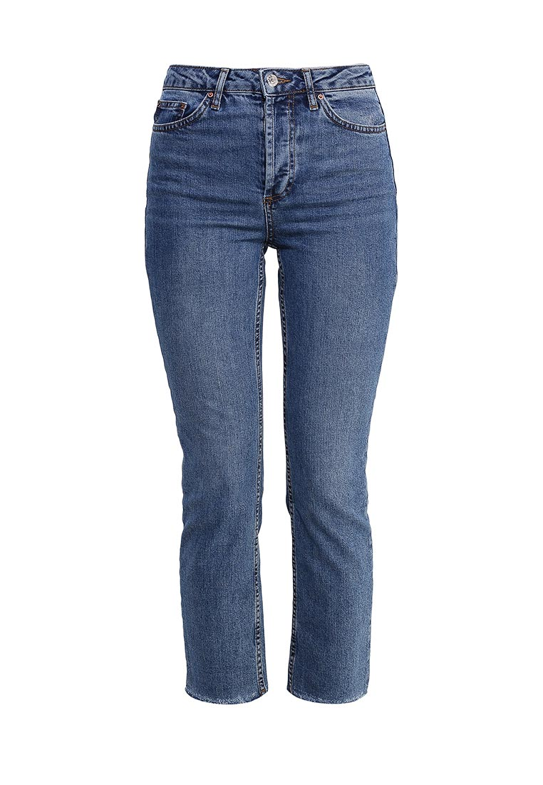 Прямые джинсы Topshop (Топ Шоп) 02G08JIND