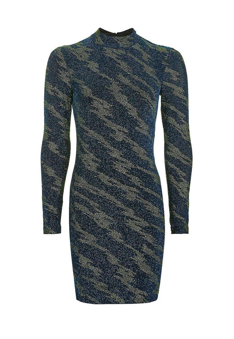 Платье-мини Topshop (Топ Шоп) 35B34KMUL