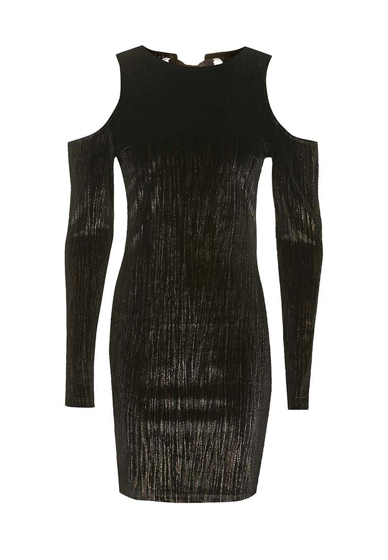 Вечернее / коктейльное платье Topshop (Топ Шоп) 35B35KBLK