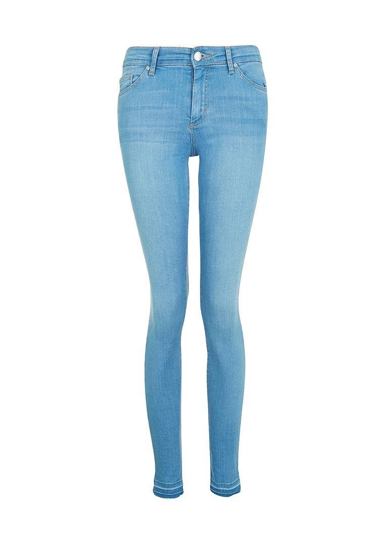 Зауженные джинсы Topshop (Топ Шоп) 02L81JBLC